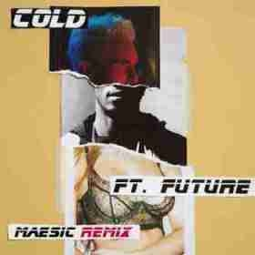 Maroon 5 - Cold Ft. Future  (Maesic Remix) (CDQ)